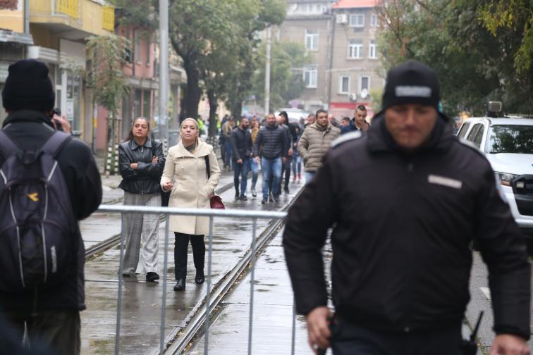 протест ВСС