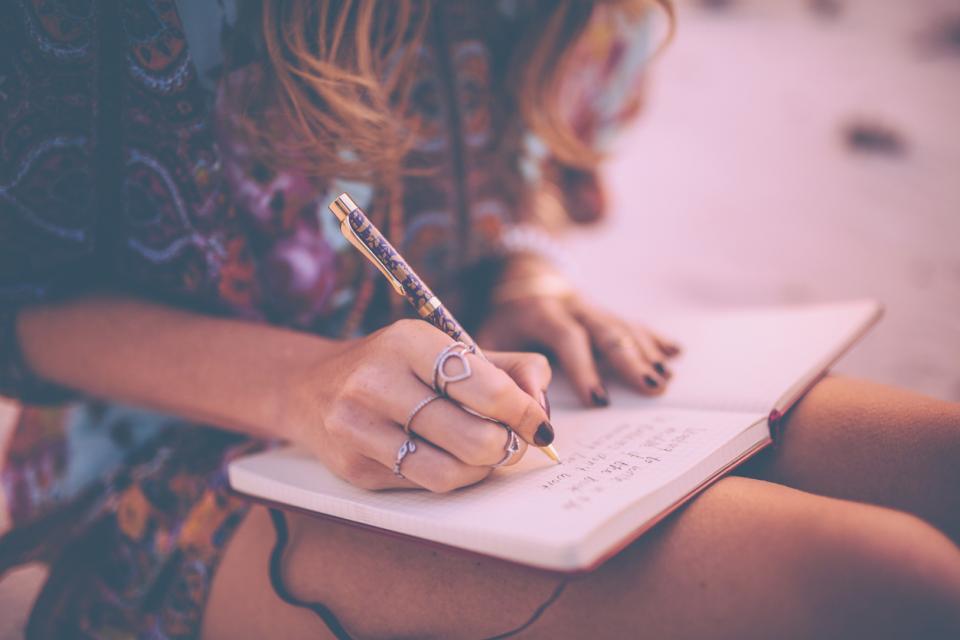 жена дневник писане спомени