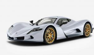 <p>Най-мощният сериен автомобил в света е електрически</p>