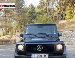 Вижте всички снимки за Mercedes G 270