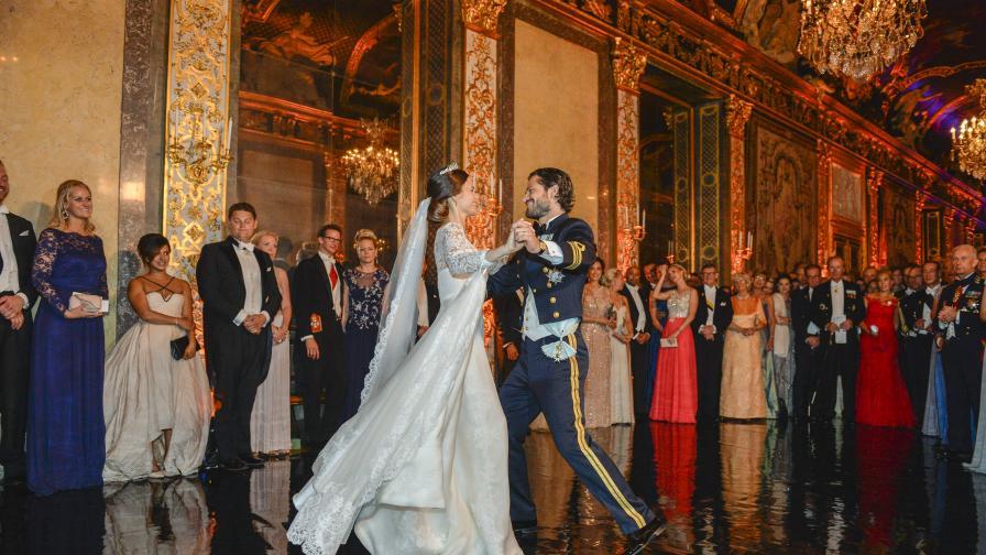 Величие, класа и стил - кралските двойки...