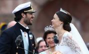 Принц Карл Филип и принцеса София