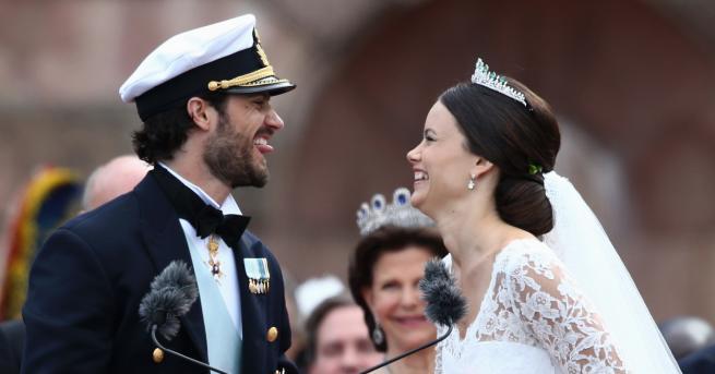 Любопитно Величие, класа и стил - кралските двойки, които не