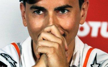 Голям пилот в Moto GP слага край на кариерата си