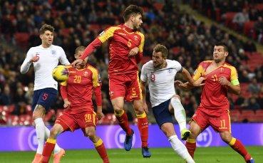 Англия разгроми Черна гора със 7:0, Чехия обърна Косово