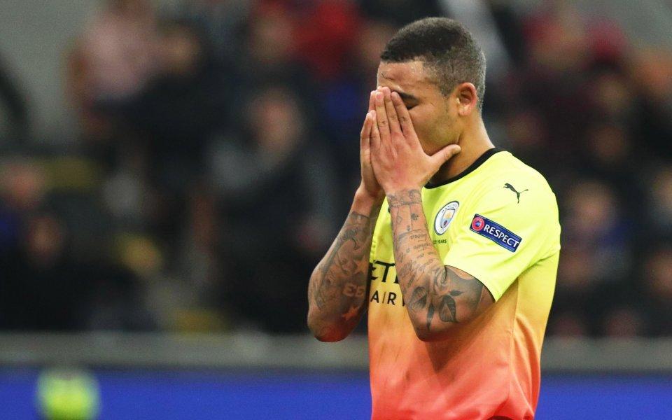 Нападателят на Манчестър Сити Габриел Жезус потвърди, че неговият отбор