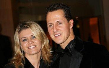 Съпругата на Шумахер отговори на критиките