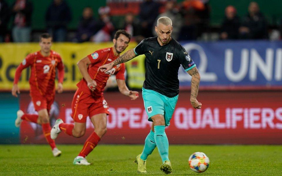 Селекцията на Австрия си подсигури класирането на Европейското първенство през