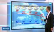 Прогноза за времето (18.11.2019 - обедна емисия)