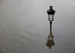 Близо 70% от Венеция беше наводнена