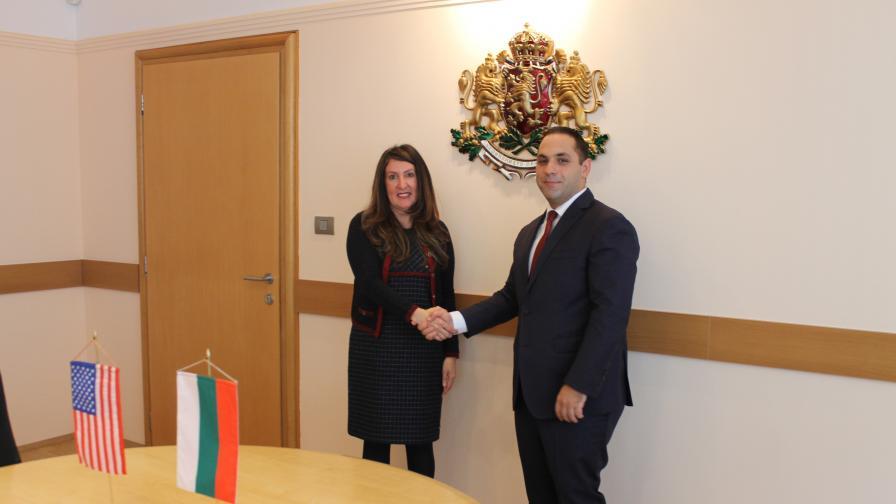 Търговията на България със САЩ достигна близо 1 млрд. долара