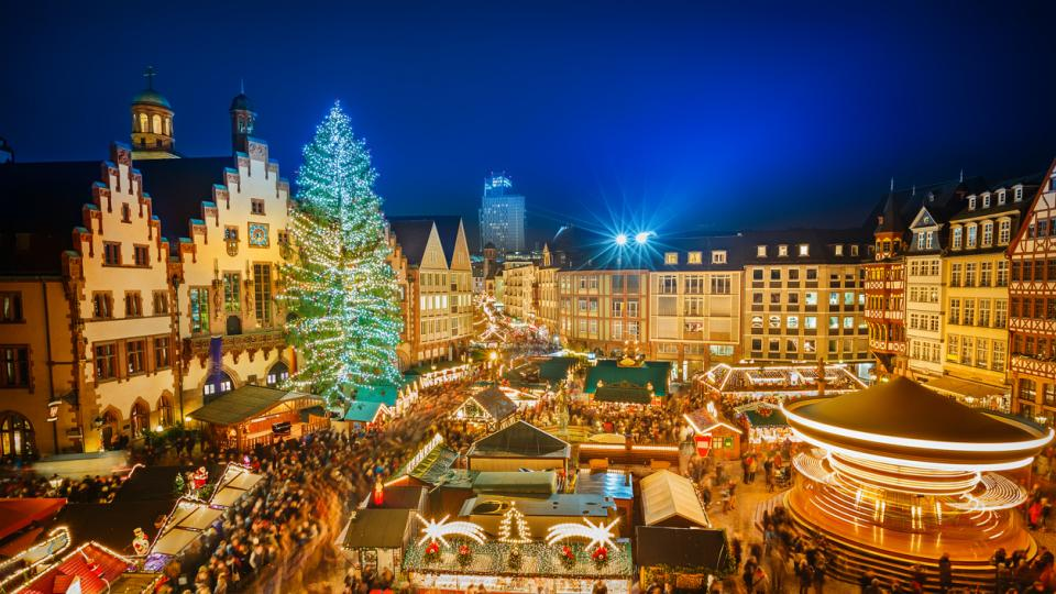 зима Коледа дестинации