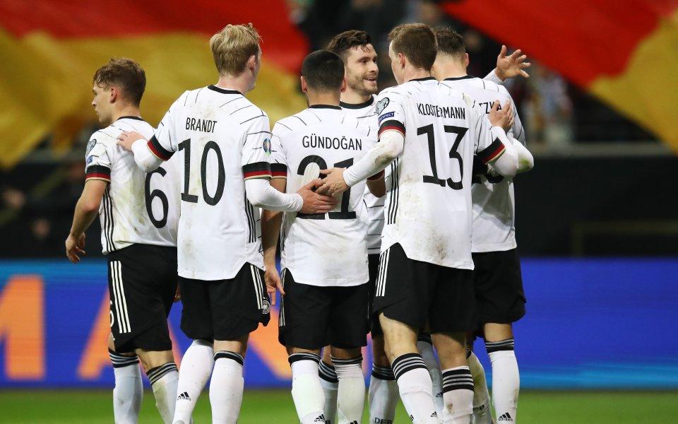 Германия потвърди мачовете с Испания и Италия преди Евро 2020