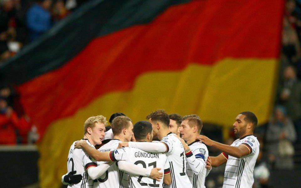 Германските футболни фенове не дават големи шансове на националния отбор