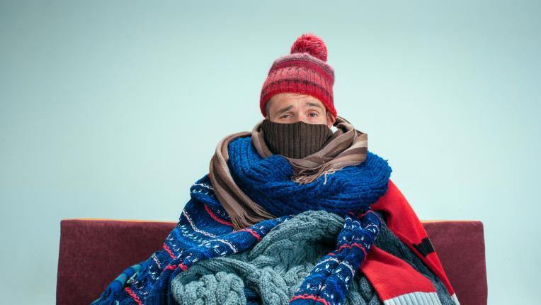 Мъж по време на грип - апокалипсис сега!