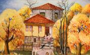 <p>Цветни, пъстри, пълна идилия - картините на <strong>Димитър Вецин</strong></p>