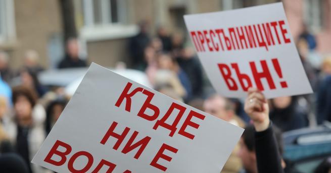 България На какво се дължи безводието у нас Отговорът търси