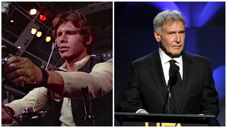 Как изглеждат героите от Междузвездни войни 44 години по-късно