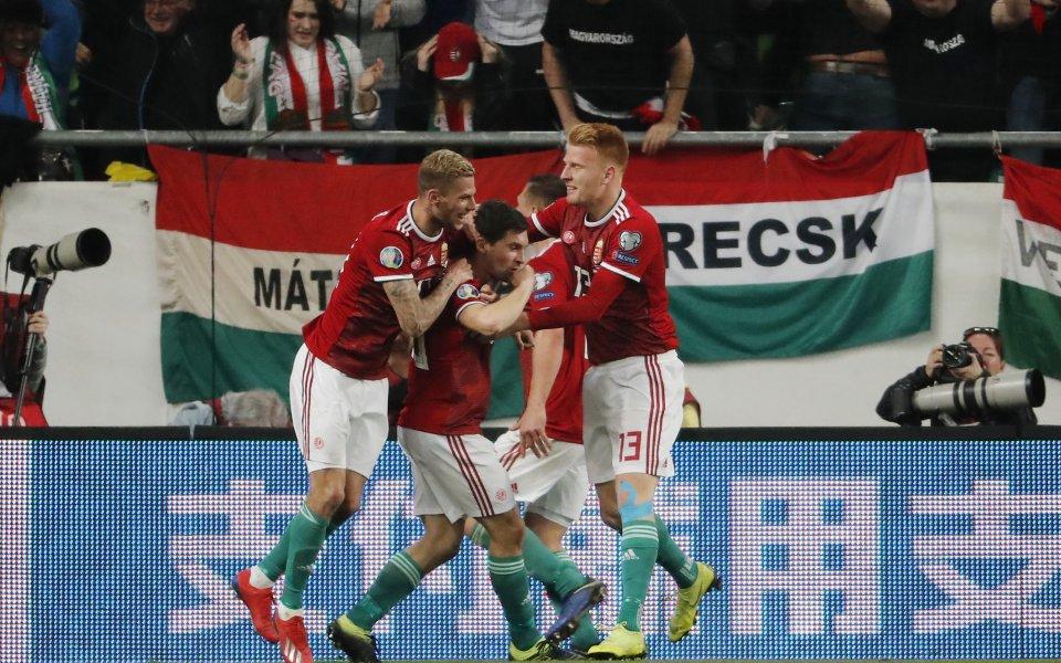 България изтегли Унгария за съперник на баражите за ЕВРО 2020.