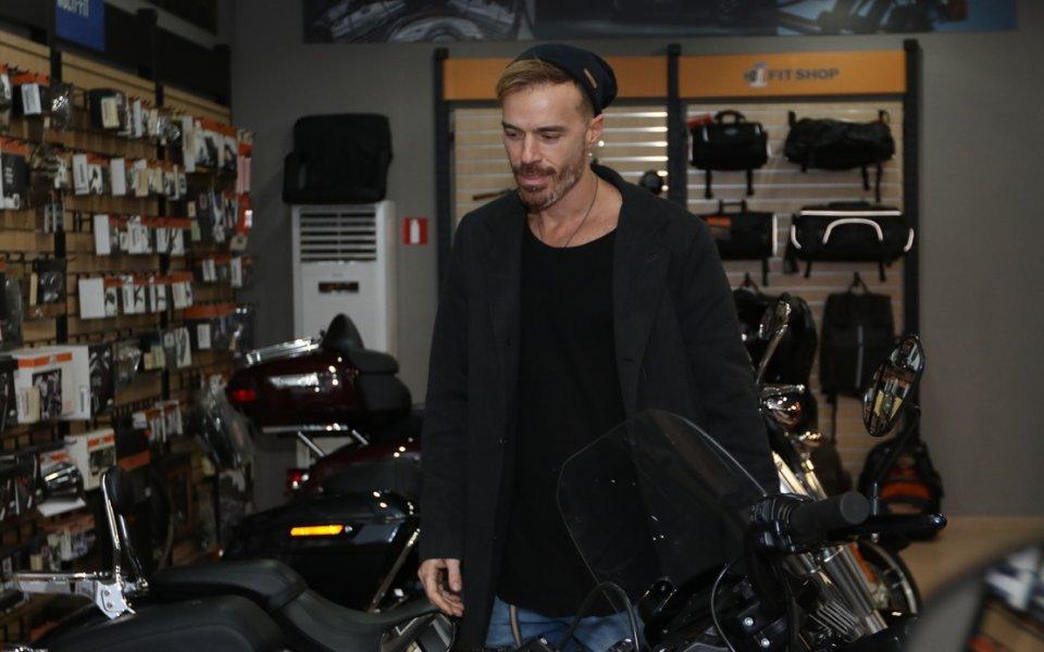 Режисьорът и актьор Ники Илиев посети представянето на новият Low
