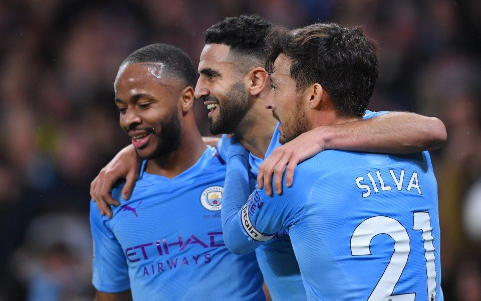 Отборът на Манчестър Сити победи Челси с 2:1в домакински двубой