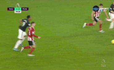 Трети пирон нокаутира Шефилд Юнайтед, Рашфорд го заби