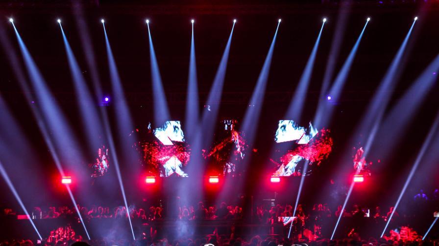 SOLAR се завръща с три сцени и десет артисти в Интер Експо Център