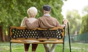 Дядо Джо и 60-годишната любов към неговата съпруга