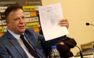 Шеф в БФС призна: Изпълкомът се събира, най-вероятно няма да има плейофи