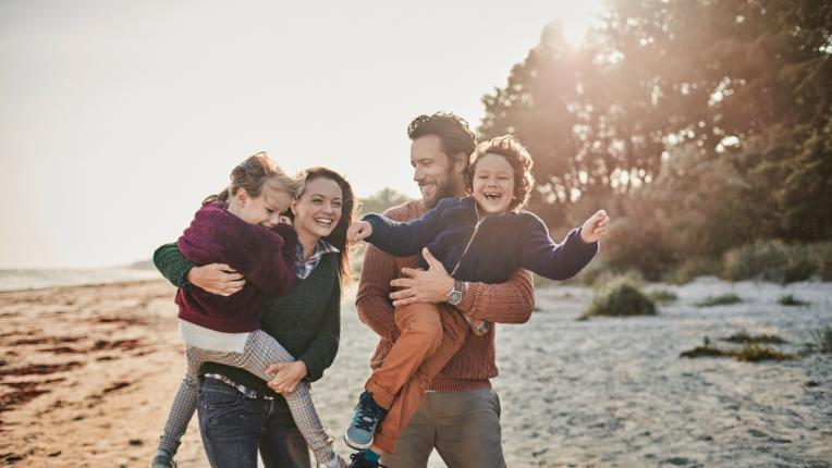 За безгрижието да си дете и отговорността да си родител