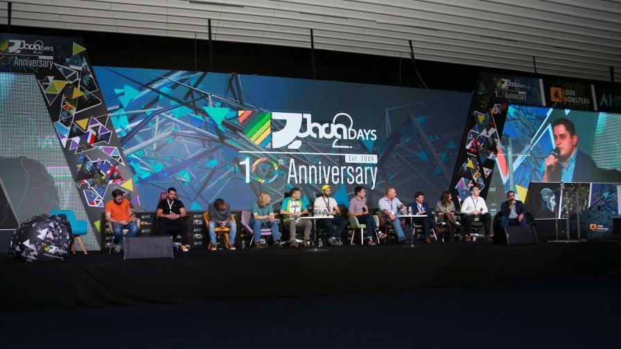 Програмиране, изкуствен интелект, киберсигурност - водещи теми на Global Tech Summit
