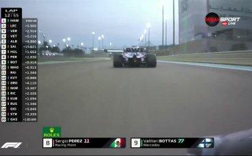 Хамилтън завърши сезона с класа и победа в Абу Даби