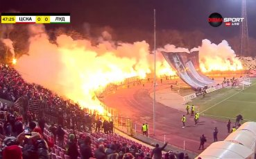 ЦСКА - Лудогорец 0:0 /репортаж/