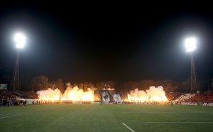 В Швейцария впечатлени от феновете на ЦСКА
