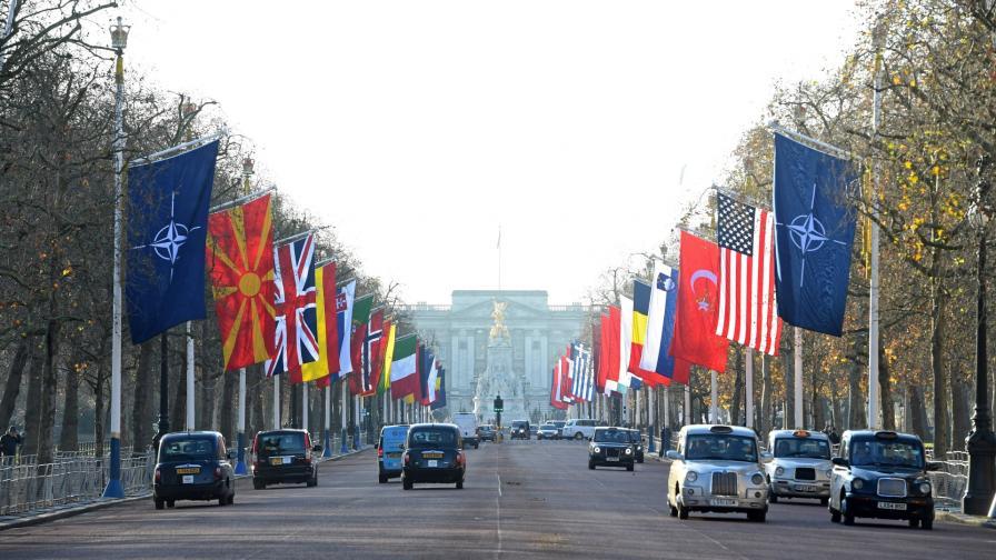 <p>Започва срещата на върха на НАТО в Лондон</p>