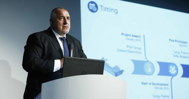 България Борисов: Големи компании се колебаят коя да дойде у