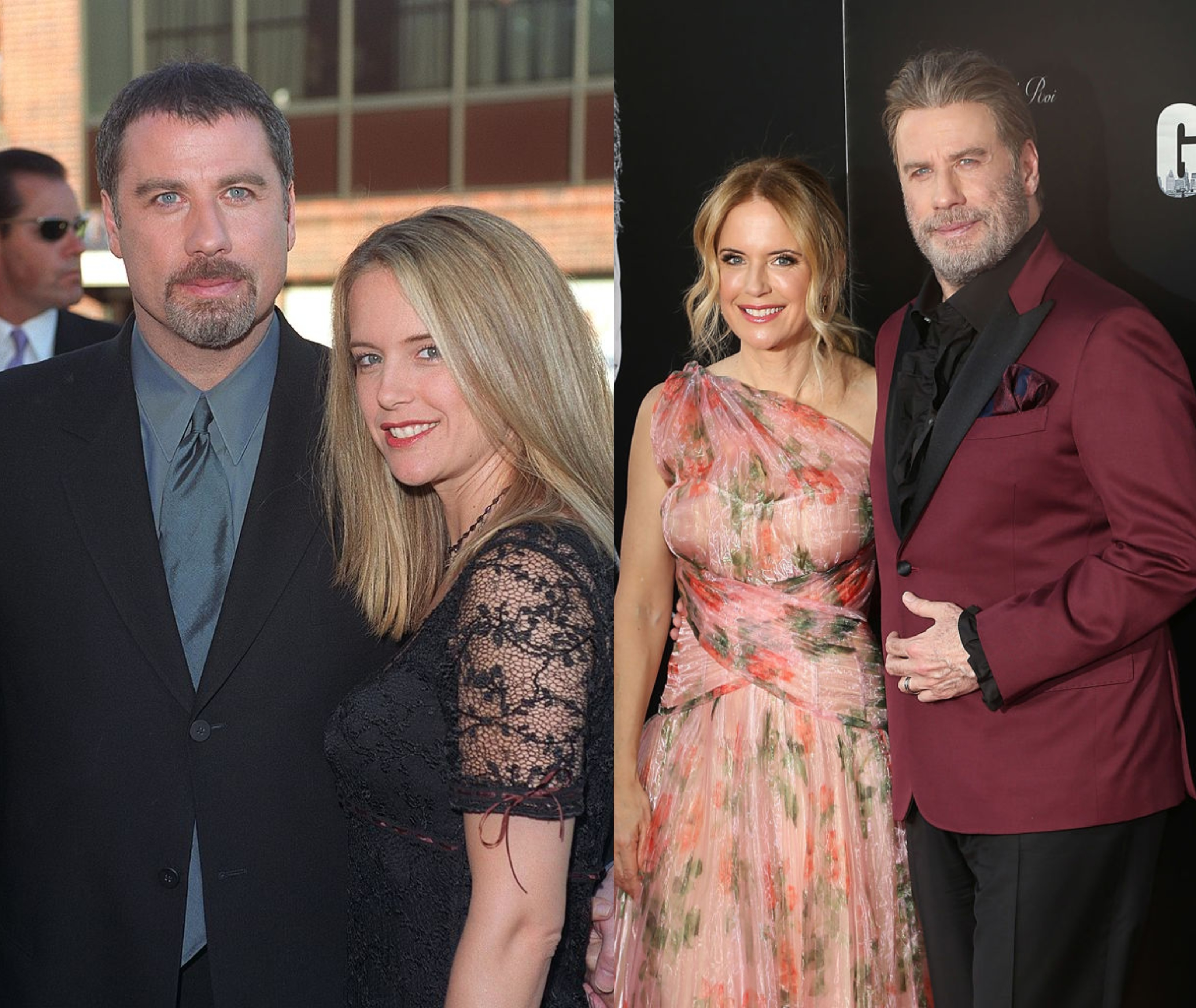 <p><strong>Джон Траволта и Кели Престън&nbsp;</strong>са женени от 28 г.</p>