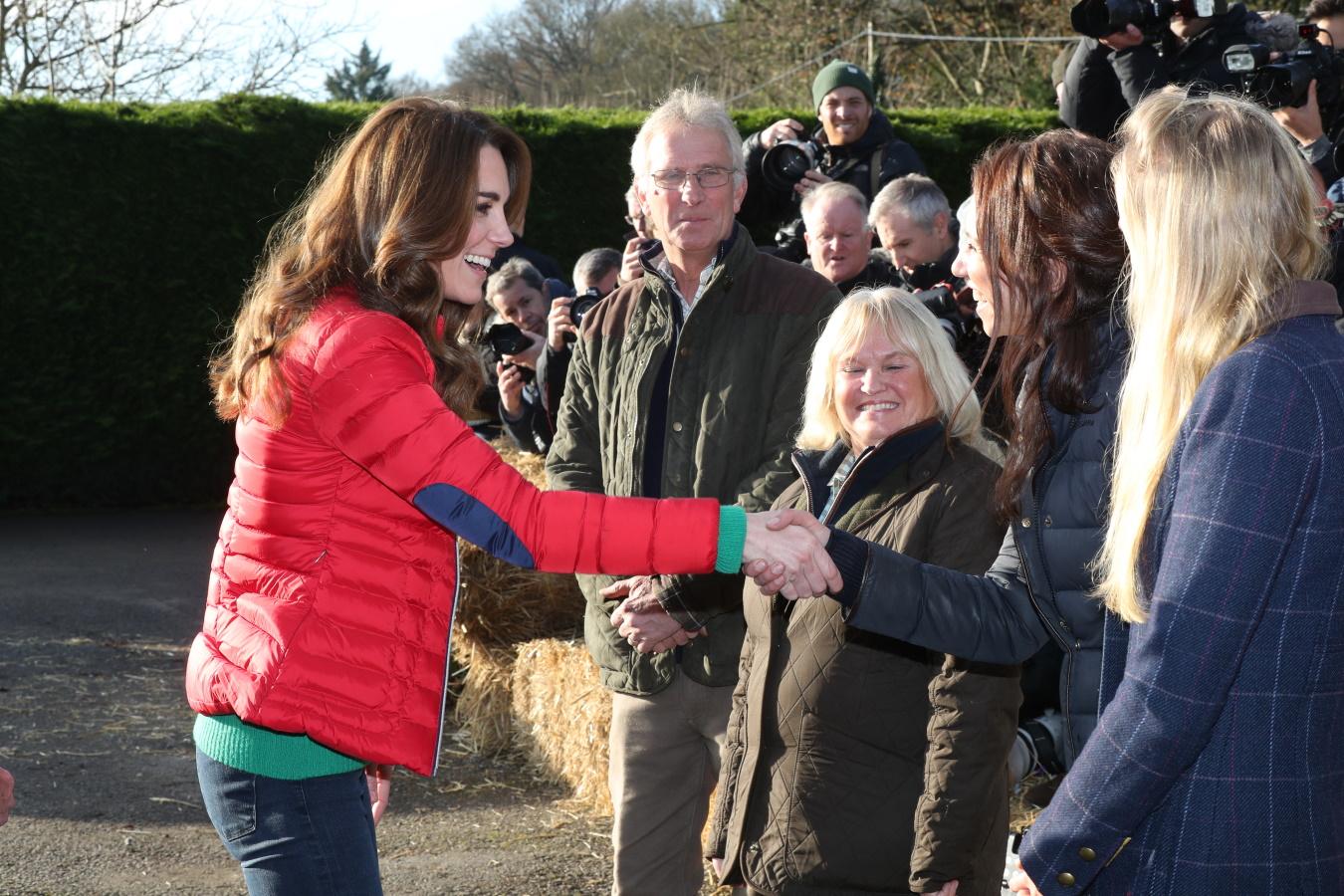 <p>Херцогинята поема ролята на патрон на организация Family Action.</p>