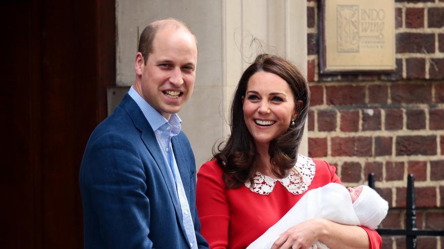 Бъдещата кралица разказа, че синът ѝ иска да е постоянно покрай тях