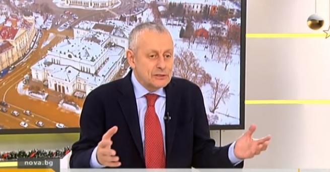 България Соломон Паси: България обича да е шпионирана от Русия