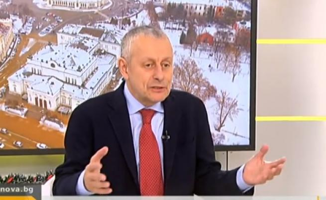 Соломон Паси: България обича да е шпионирана от Русия