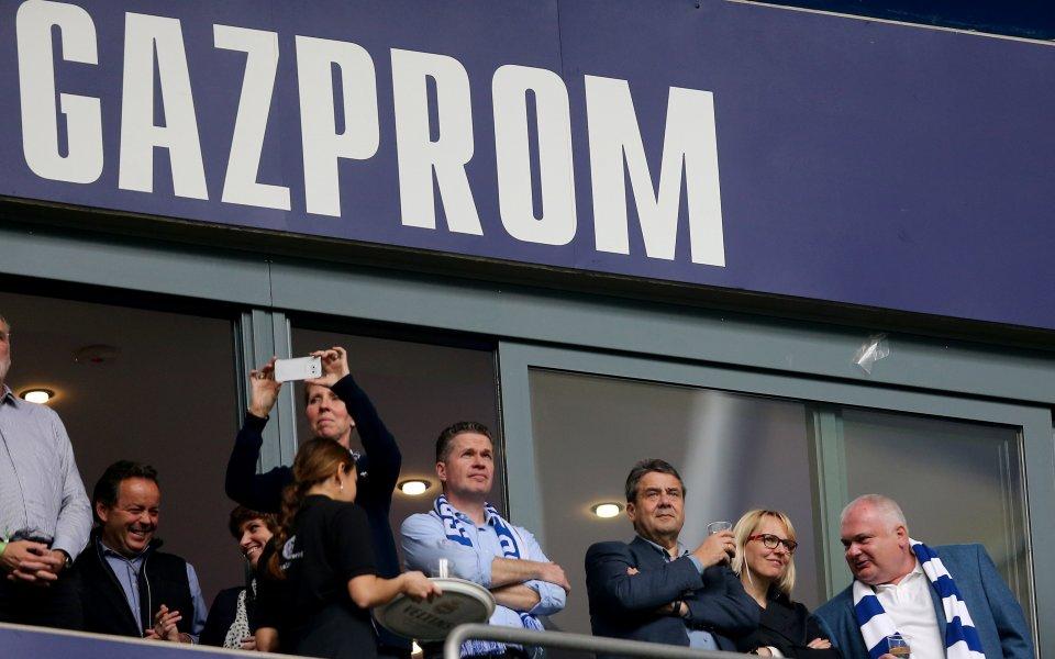 Руският гигант и доставчик на природен газ – Газпром, отрече
