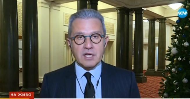България Йордан Цонев: Решението за субсидията е незаконно Президентът може