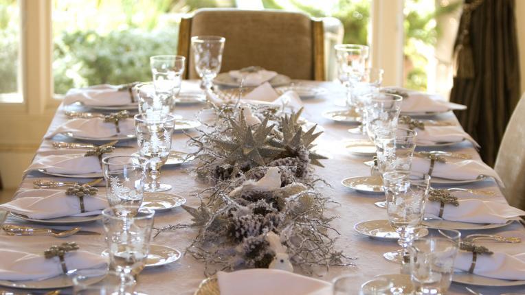 Коледните идеи за украса на Меган Маркъл