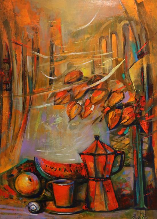 <p>Ралица Бурова &ndash; Вятър и кафе</p>