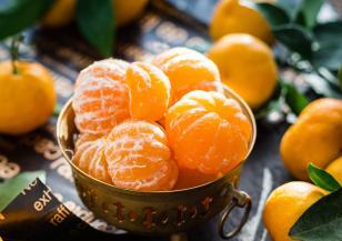 Яжте повече мандарини през зимата