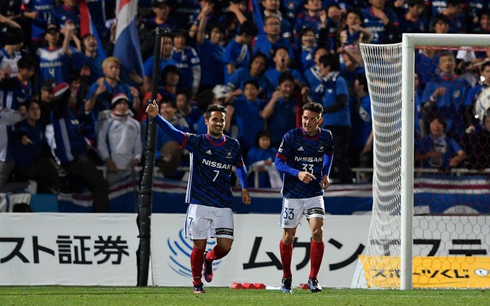 Йокохама Маринос стана шампион на Япония