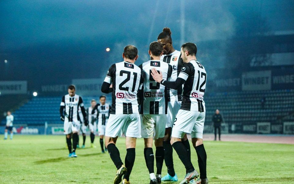 Локо Пловдив играе със Слован след сделката за Ожболт
