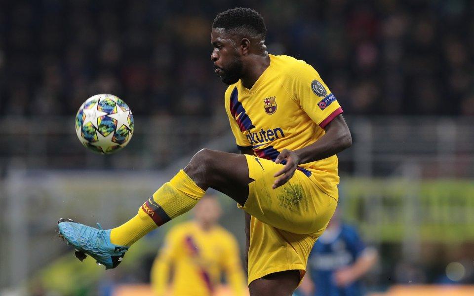 Интер приема Барселона в последен двубой от груповата фаза на