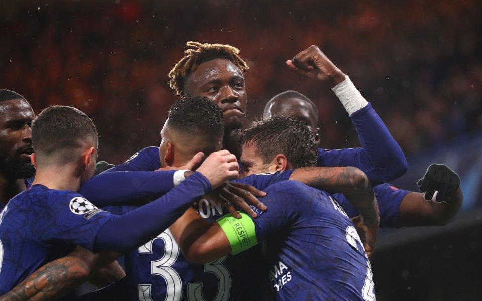 Отборът на Челси победи с 2:1 Лил и продължава напред